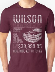 Wilson Hover Conversion Systems (Distressed) Unisex T-Shirt