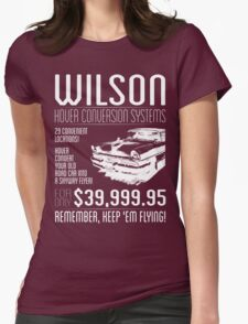 Wilson Hover Conversion Systems Womens Fitted T-Shirt