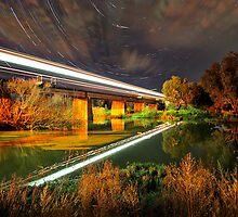 Breakwater Bridge by James Collier
