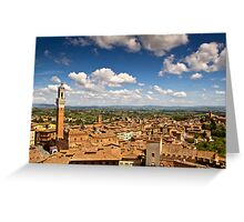 Siena & Beyond Greeting Card