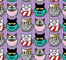 Cupcats! by WebComica