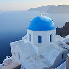 Under Santorini's Spell by Jamie Alexander