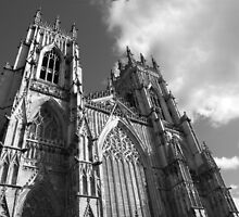 York Minster by tom1502