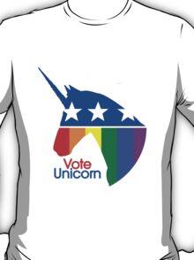 Vote Unicorn T-Shirt