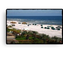 """The World's Most Beautiful Beaches"" Canvas Print"