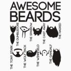 Awesome Beards by ABRAHAMSAPI3N