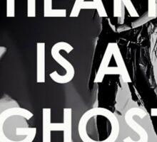 Adam Lambert My Heart Is A Ghost Town Sticker