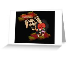 halloween 3  Greeting Card