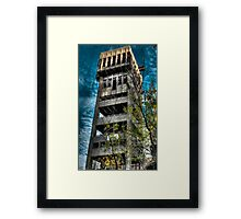 Urbex Belgium Framed Print
