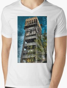 Urbex Belgium Mens V-Neck T-Shirt