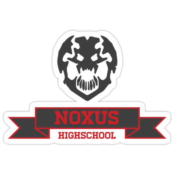 Noxus Highschool by Imperonism