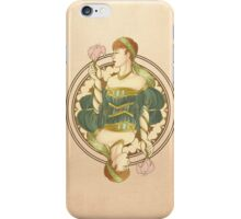 Queen Noveau iPhone Case/Skin