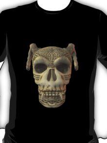 Gothic Vampire Skull T-Shirt