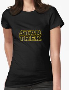 Star Twars Womens Fitted T-Shirt