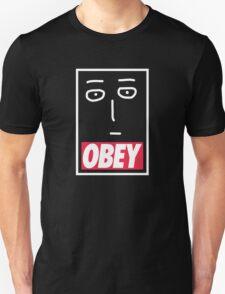 Saitama - One Punch Man - Obey T-Shirt