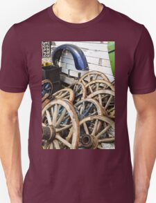 Vintage Wheels Unisex T-Shirt