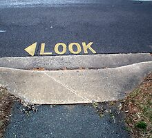 Look Left by x8086