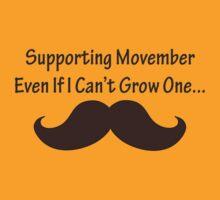 Movember by Sakena