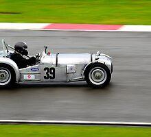 Lotus MKVI No 39 by Willie Jackson