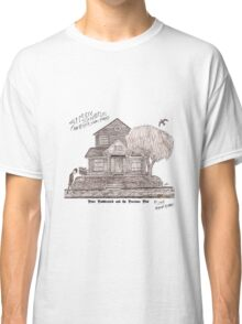Peter Puddlestick and the Precious Plot by Lorin Morgan-Richards Classic T-Shirt