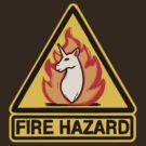 Fire Hazard  by Fanboy30