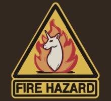 Fire Hazard  by Fanboy30
