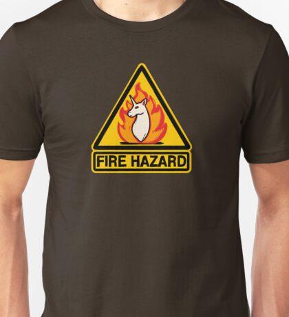 Fire Hazard  Unisex T-Shirt