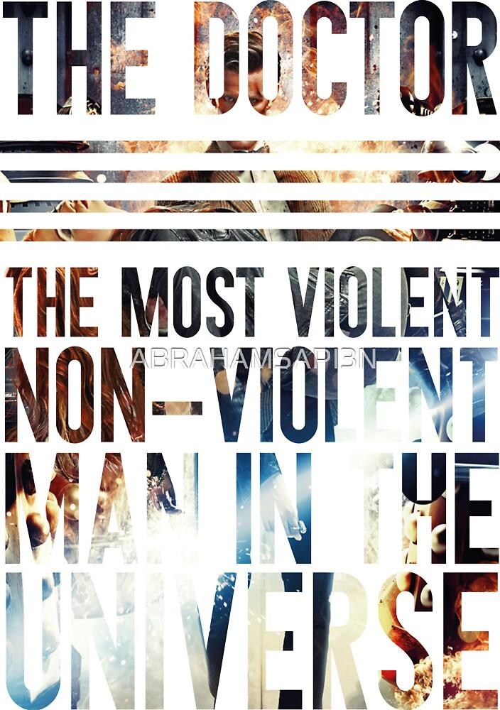 Violent (Doctor Who) by ABRAHAMSAPI3N