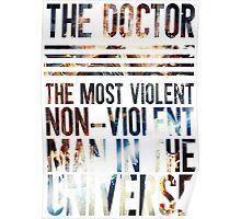 Violent (Doctor Who) Poster