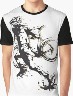 Cyclocross mud Graphic T-Shirt