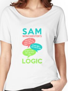 SAM WINCHESTER'S LOGIC Women's Relaxed Fit T-Shirt