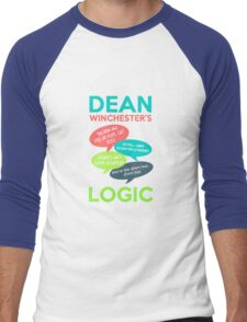 DEAN WINCHESTER'S LOGIC Men's Baseball ¾ T-Shirt