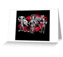 RHPS gang of five Greeting Card