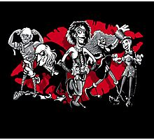 RHPS gang of five Photographic Print