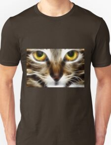 Kitty close up tee T-Shirt