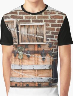 Vintage Luggage Graphic T-Shirt