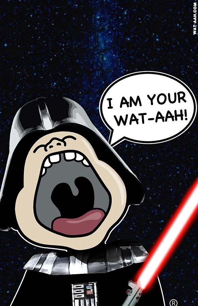 Darth Vader by Patsy Castle