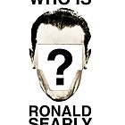 Who is Ronald Searly? by thephotonbeard