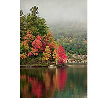 Autumn Breath Photographic Print