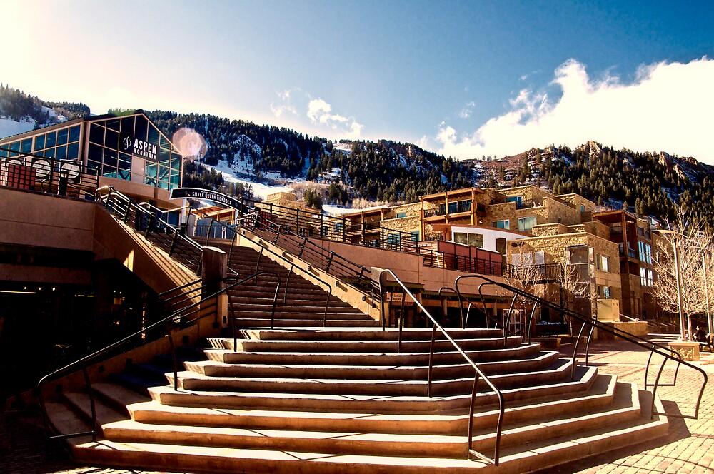 Aspen Mountain by Joey Dunn