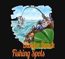 Fishing Spots Unisex T-Shirt