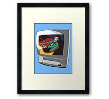 TV - Lupin III Framed Print