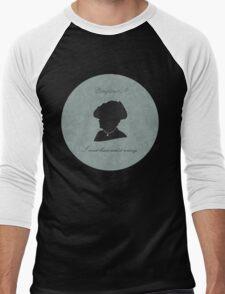 Violet Crawley Men's Baseball ¾ T-Shirt