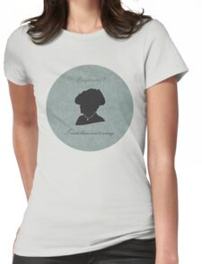 Violet Crawley Womens Fitted T-Shirt
