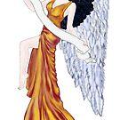Angel's Banner by redqueenself