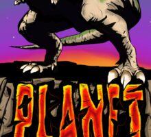 Planet Rex Sticker