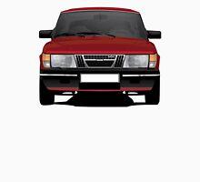 SAAB 900 Turbo illustration red Unisex T-Shirt