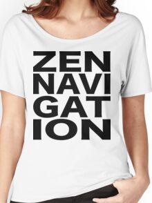 Zen Navigation Women's Relaxed Fit T-Shirt