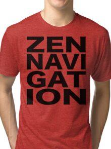 Zen Navigation Tri-blend T-Shirt