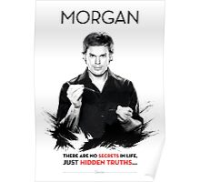 Awesome Series - Dexter Morgan Poster